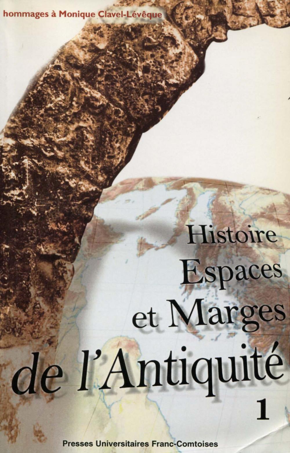 Histoire Espaces et Marges de l'Antiquité 1