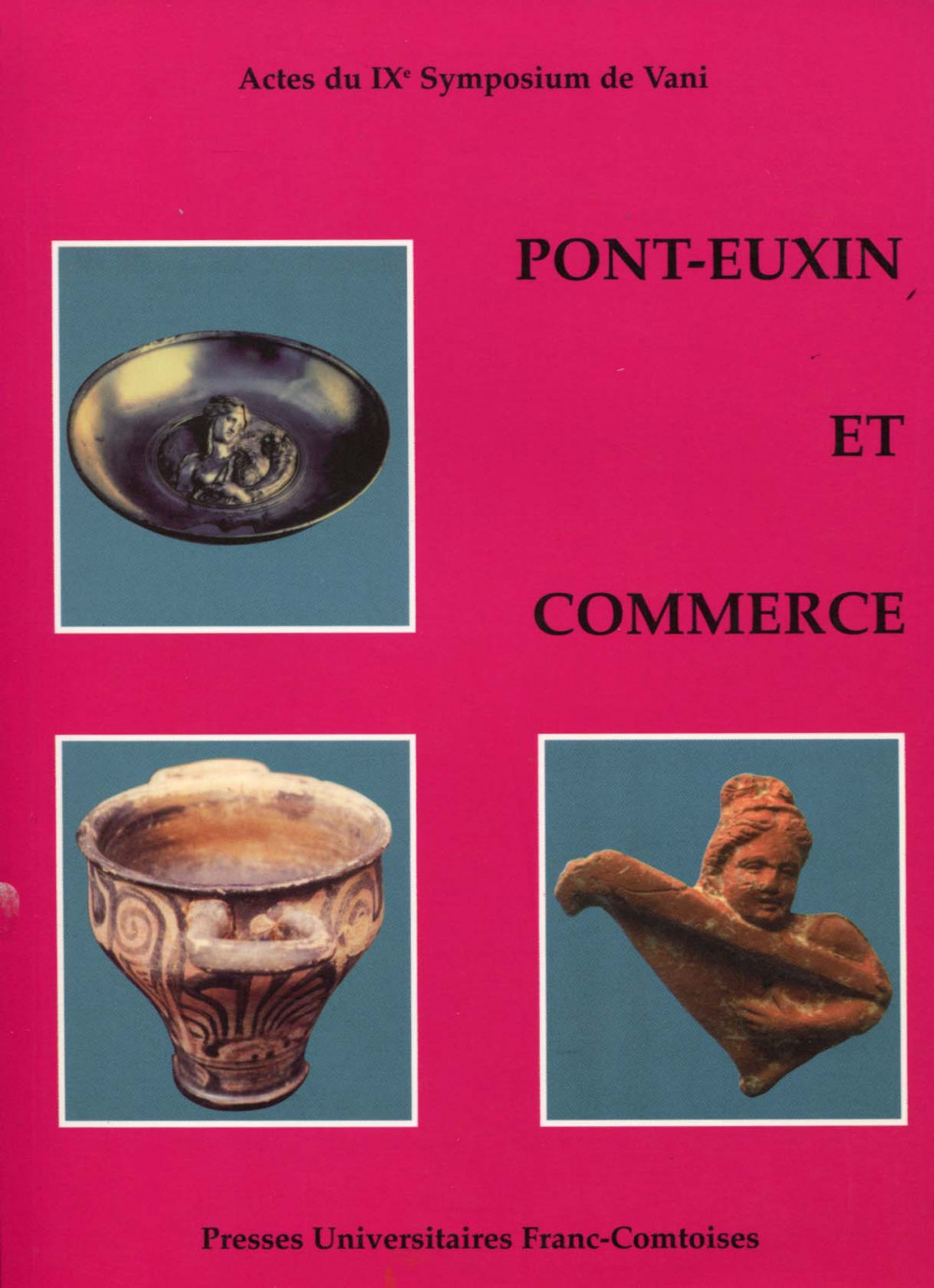 PONT-EUXIN ET COMMERCE