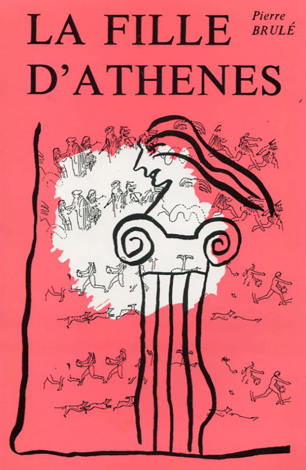 La fille d'Athènes