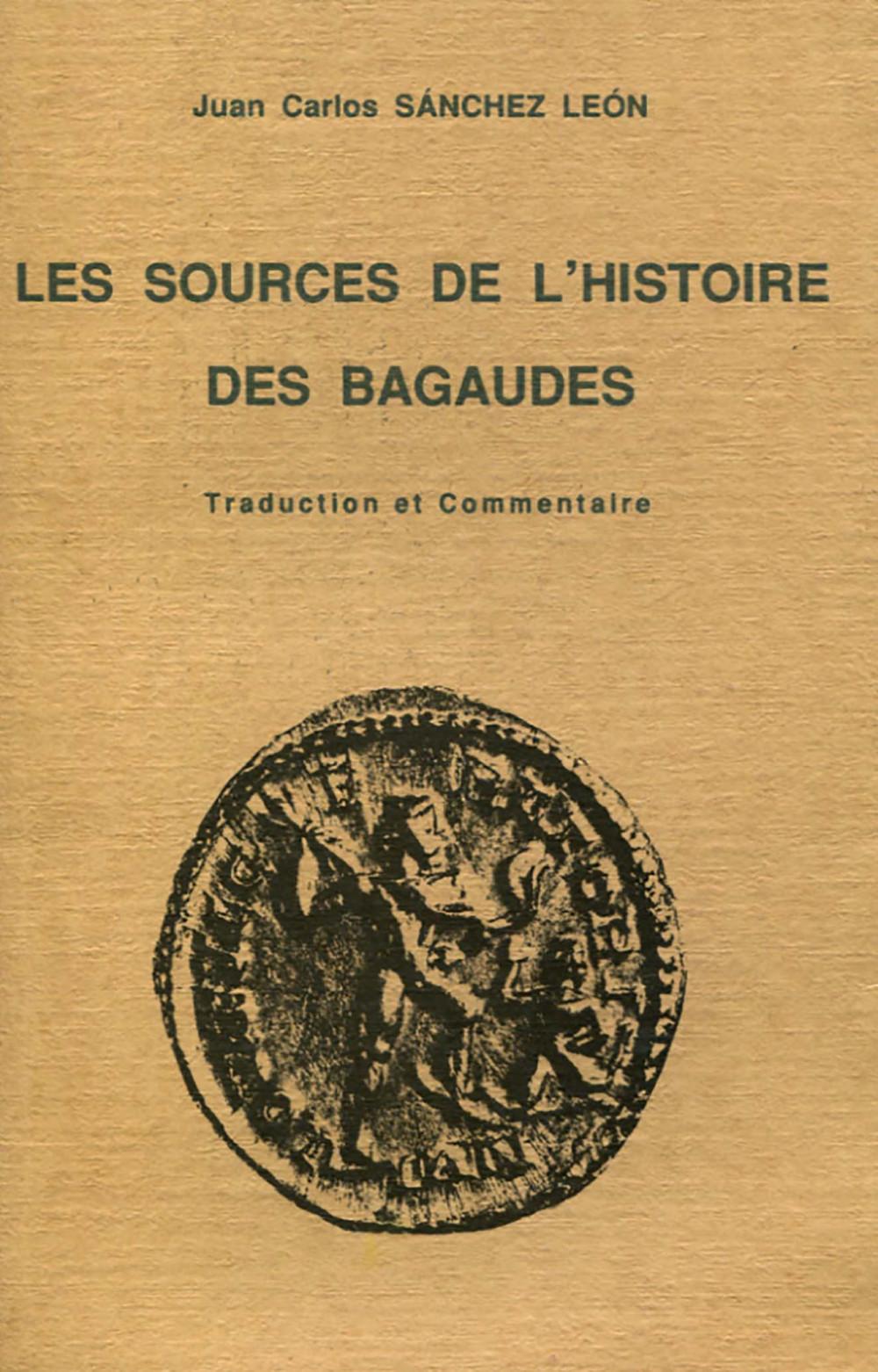 Les sources de l'histoire des Bagaudes