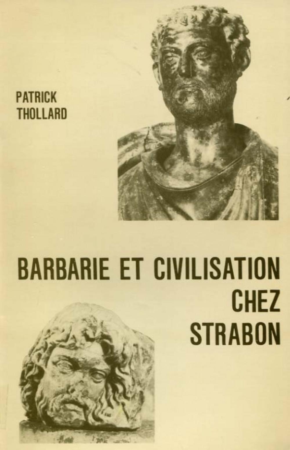Barbarie et civilisation chez Strabon