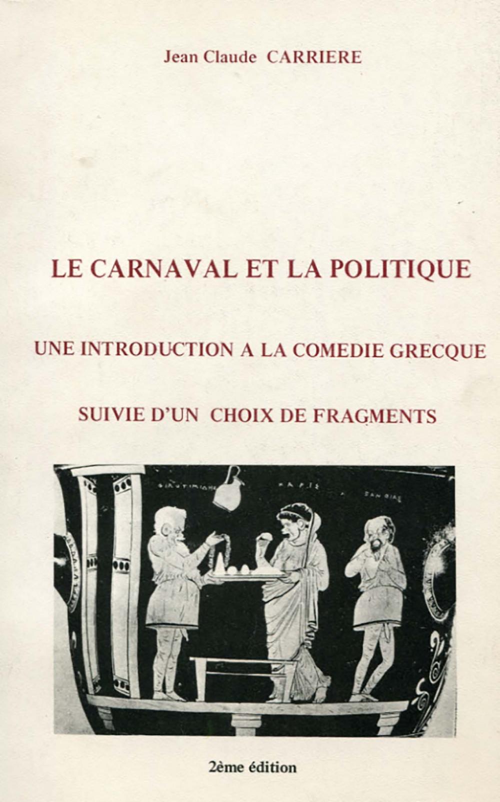 Le carnaval et la politique