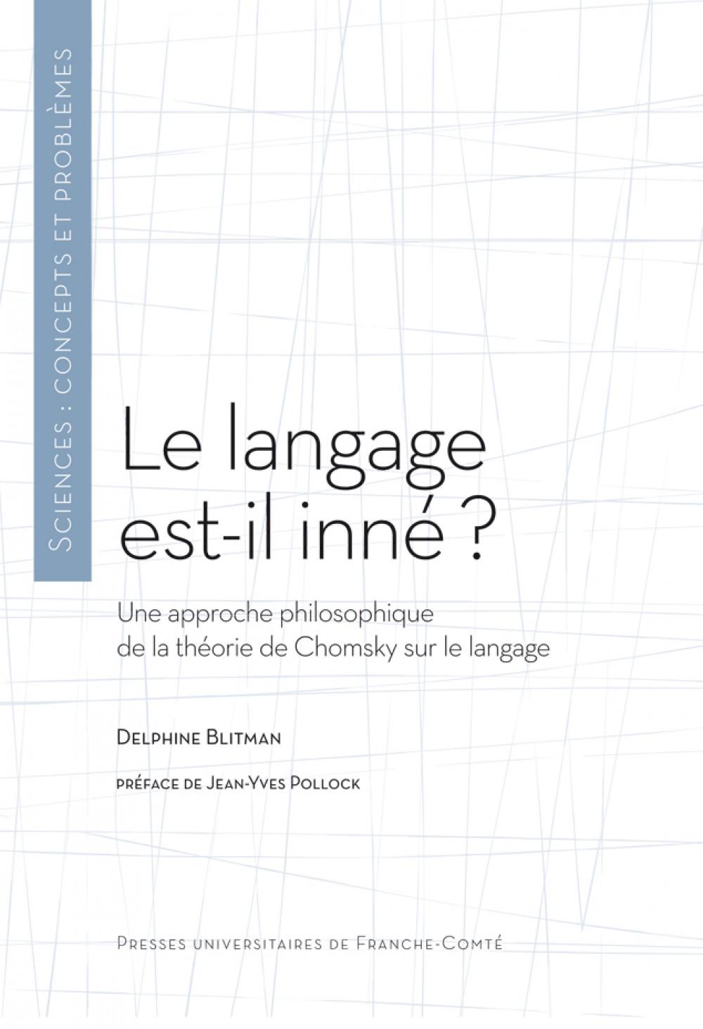 Le langage est-il inné ?