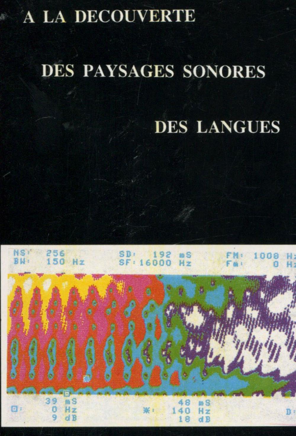 A la découverte des paysages sonores des langues