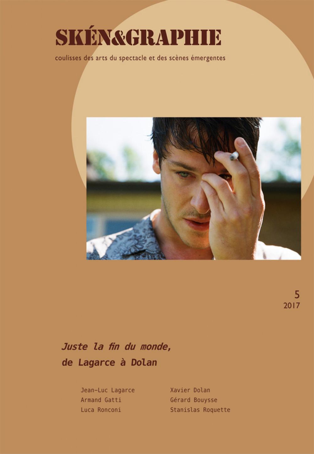 Juste la fin du monde de Jean-Luc Lagarce à Xavier Dolan