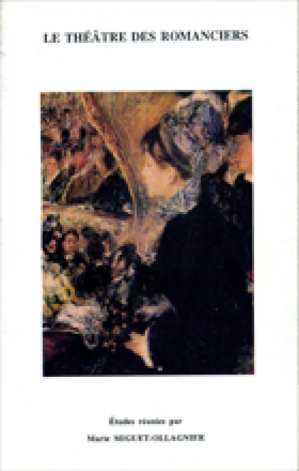 Le théâtre des romanciers