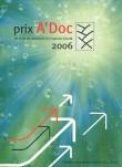 Prix A'Doc de la jeune recherche en Franche-Comté 2006