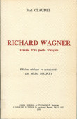 Paul Claudel, Richard Wagner