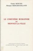 Le cimetière burgonde de Monnet-la-ville