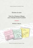 couverture de l'ouvrage Genèse in vivo d'Héloïse CABIRON