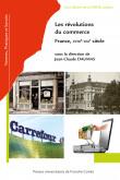 couverture de l'ouvrage Les révolutions du commerce, coordonné par Jean-Claude Daumas