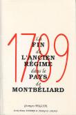 La fin de l'Ancien Régime dans le Pays de Montbéliard