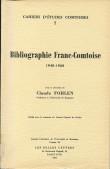 Bibliographie Franc-Comtoise (1940-1960)