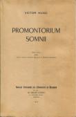 Promontorium Somnii de Victor Hugo