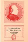 Correspondances de l'Abbé Rousselot