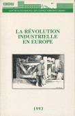 La révolution industrielle en Europe