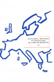 Expansions, Ruptures et Continuités de l'idée européenne II