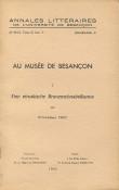 Au musée de Besançon