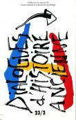Dialogues d'Histoire Ancienne 23/2
