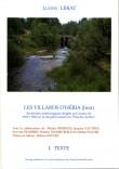 Les Villards d'Héria (Jura) - Tome I et II