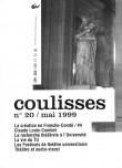 Coulisses n°20