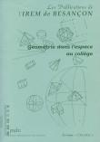 La géométrie dans l'espace au collège