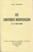 Les cimetières mérovingiens de la Haute-Saône