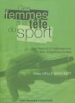 Des femmes à la tête du sport