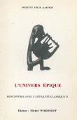 L'Univers épique