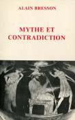 Mythe et contradiction
