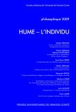 Philosophique 2009 : HUME