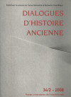 Dion de Pruse. <br> Discours bithyniens