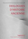 Dialogues d'Histoire Ancienne supplément 13