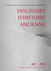 Dialogues d'Histoire Ancienne 20/1