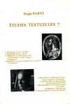 Etudes textuelles 4