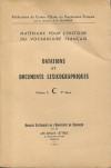 Recherches en linguistique étrangère III