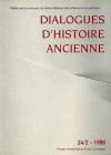 Texte, politique, idéologie : Cicéron