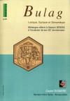 Actes du Colloque International sur l'acquisition de la syntaxe en langue maternelle et en langue étrangère