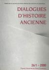 Dialogues d'Histoire Ancienne 18/2