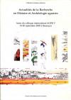 Mélanges d'archéologie publiés à l'occasion des 4<sup>ème</sup> journées de la Revue Archéologique de l'Est, Besançon 1957