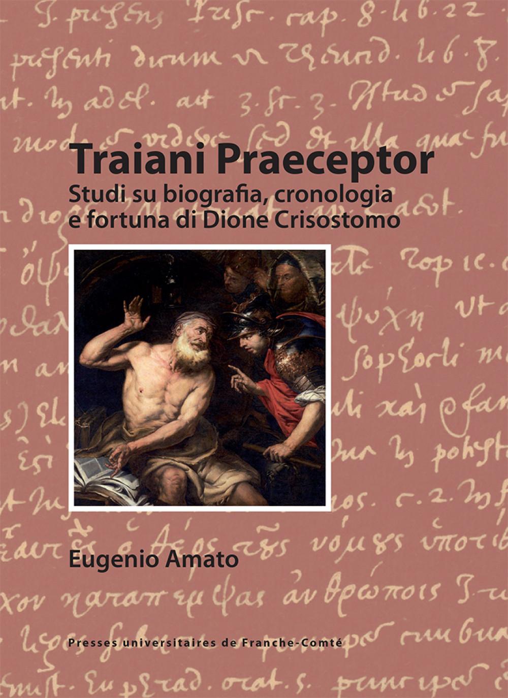 <i>Traiani Praeceptor</i>