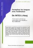 Formaliser les langues avec l'ordinateur