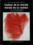 Couleur de la morale, morale de la couleur