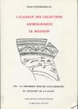 Catalogue des collections archéologiques de Besançon VIII