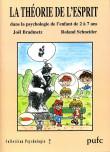 La théorie de l'esprit dans la psychologie de l'enfant de 2 à 7 ans
