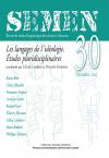 Recherches en linguistique étrangère VIII