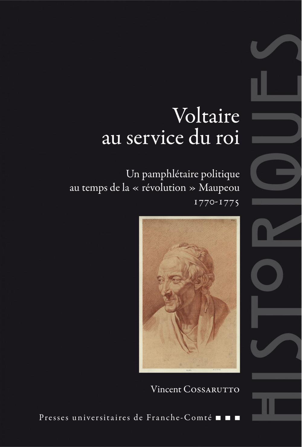 Voltaire au service du roi