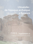 Dialogues d'histoire ancienne supplément 22