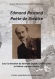 couverture du livre Edmond Rostand, poète de théâtre